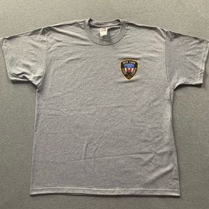 New York State Courts 9/11 Memorial T-shirt